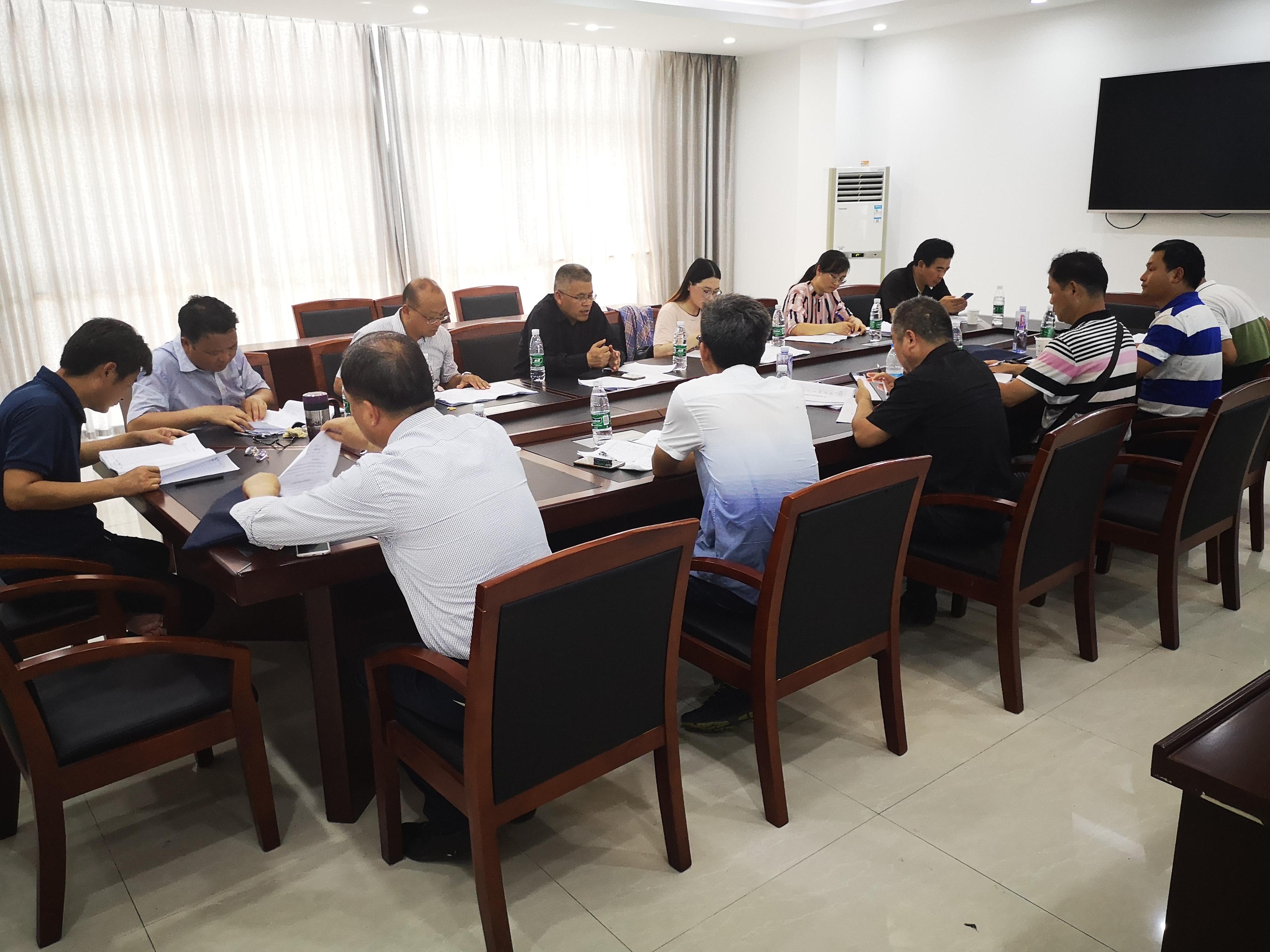 我站组织省淮南玉米新品种区域试验考察